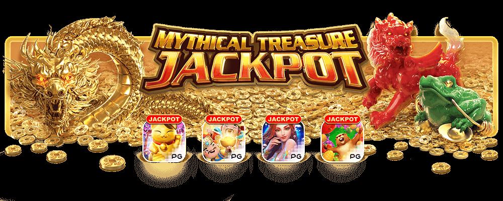 Jackpot pg slot