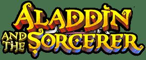 logo Aladdin and the Sorcerer