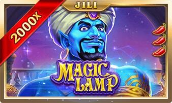 Magic Lamp logo